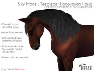 Teegle - Silky Mane