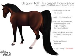 Teegle - Elegant Tail