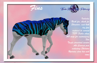 The Flying Pony - Fins
