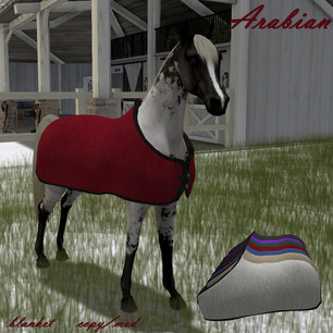 Ares Darwin - Teeglepet Blankets