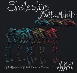 ~Mythril~ Skeleskins