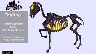 Multifarious - Skeleton Horse Textures