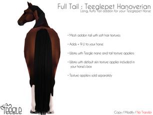 Teegle - Full Tail
