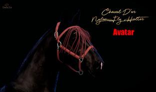 Cheval D'or - Nylon Fly Halter