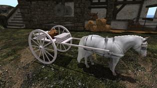 TAURUS CREATIONS - Teeglepet Pony Carts
