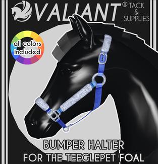 Valiant - Teeglepet Foal Bumper Halter