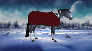 DT&T - Quilted Blanket for Teeglepets