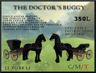 Dione Bingyi - The Doctor's Buggy