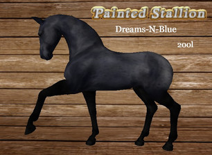 Painted Stallion - Skins