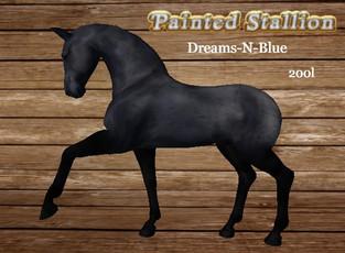 Painted Stallion - Skins
