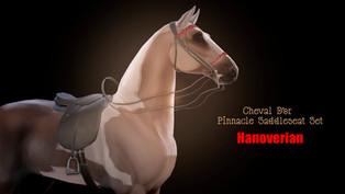 Cheval D'or - Pinnacle Saddleseat Set