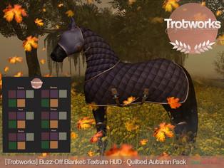 [Trotworks] - Buzz Off Blanket Textures