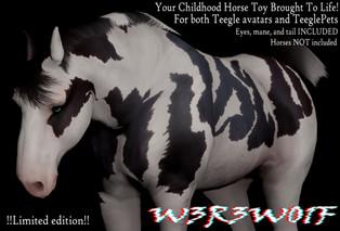 W3R3W01F - Skins