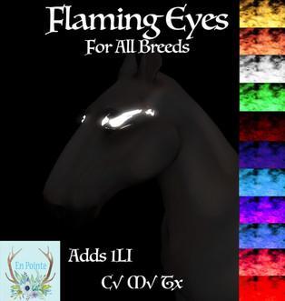 En Pointe - Flaming Eyes