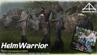 Abaddon Arts - Helm Warrior Tack