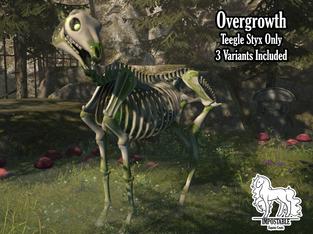 Impostable - Skeleton Horse Textures