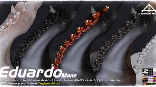 ABADDON ARTS - Eduardo Mane