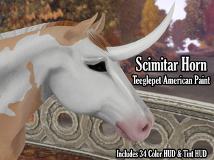 Impostable - Scimitar Horn