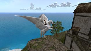 "TAURUS CREATIONS - Teeglepet Flying Sound ""Pegasus Alicorn"""