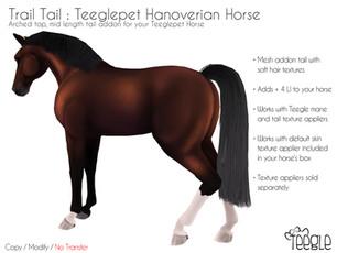 Teegle - Trail Tail