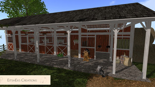 EITSHEKS CREATION - Charming Stables & Riderhouse