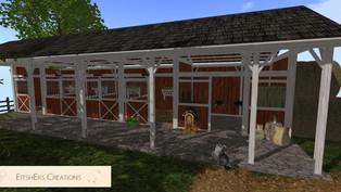 EITSHEKS CREATION - Charming Stables & Riderhouse