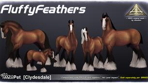 Abaddon Arts - Fluffy Feathers
