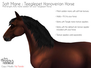 Teegle - Soft Mane
