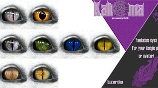 Kali [*] Ma - Lizard Eyes