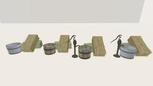 TAURUS CREATIONS - Interactive Water & Straw