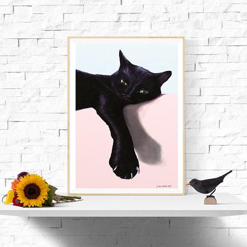 Feeling Lucky, Giclee Art Print from £12.90