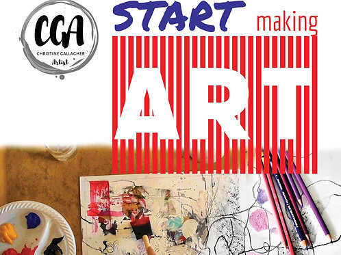 Start making ART