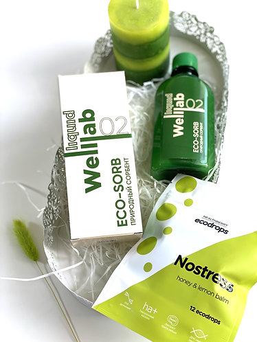 N1. Eco-sorb и Nostress