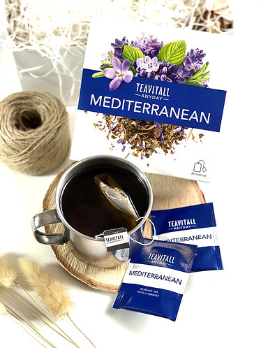 Чай Средиземноморье