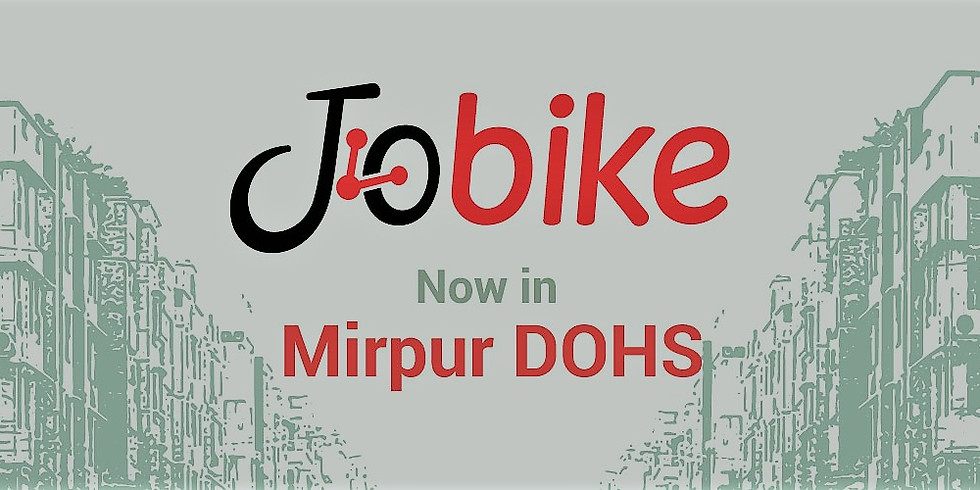 Mirpur DOHS Relaunch