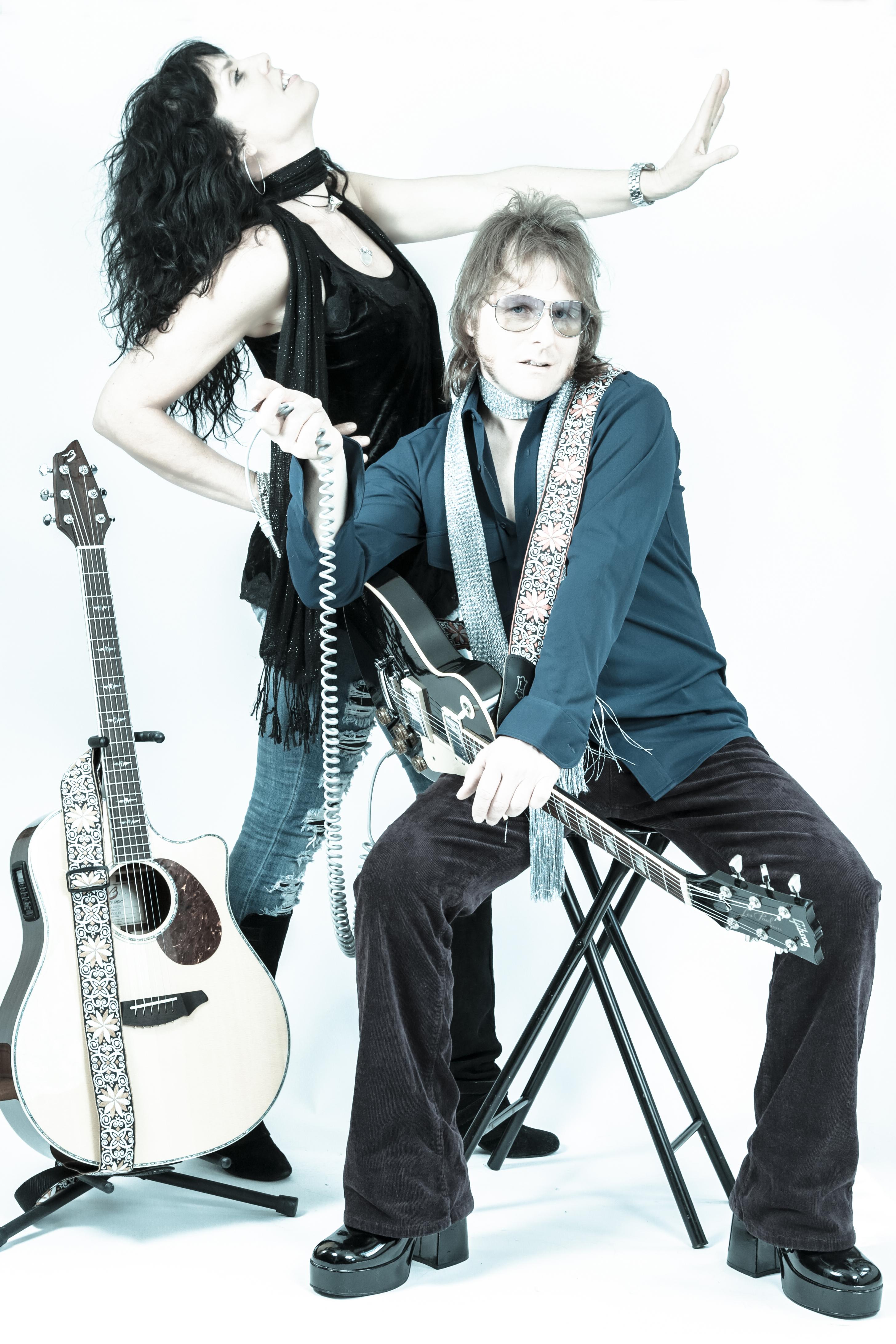 Lucinda & Michael