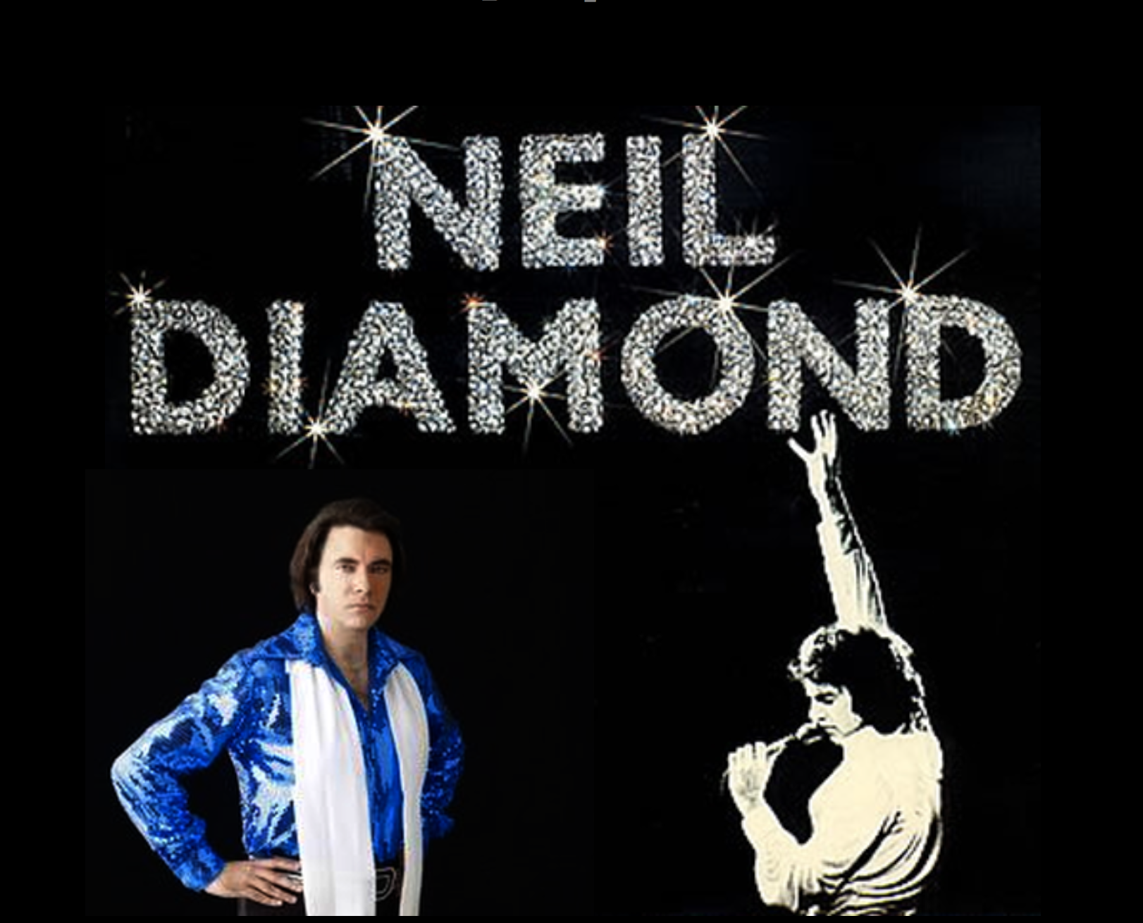 Robert McArthur as Neil Diamond
