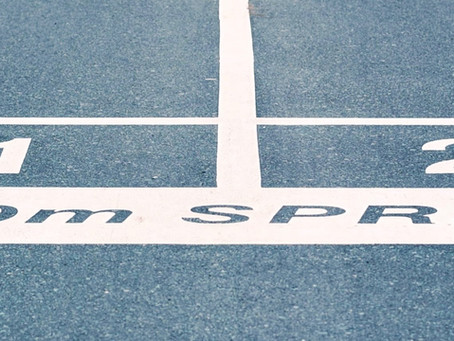 Life isn't a sprint
