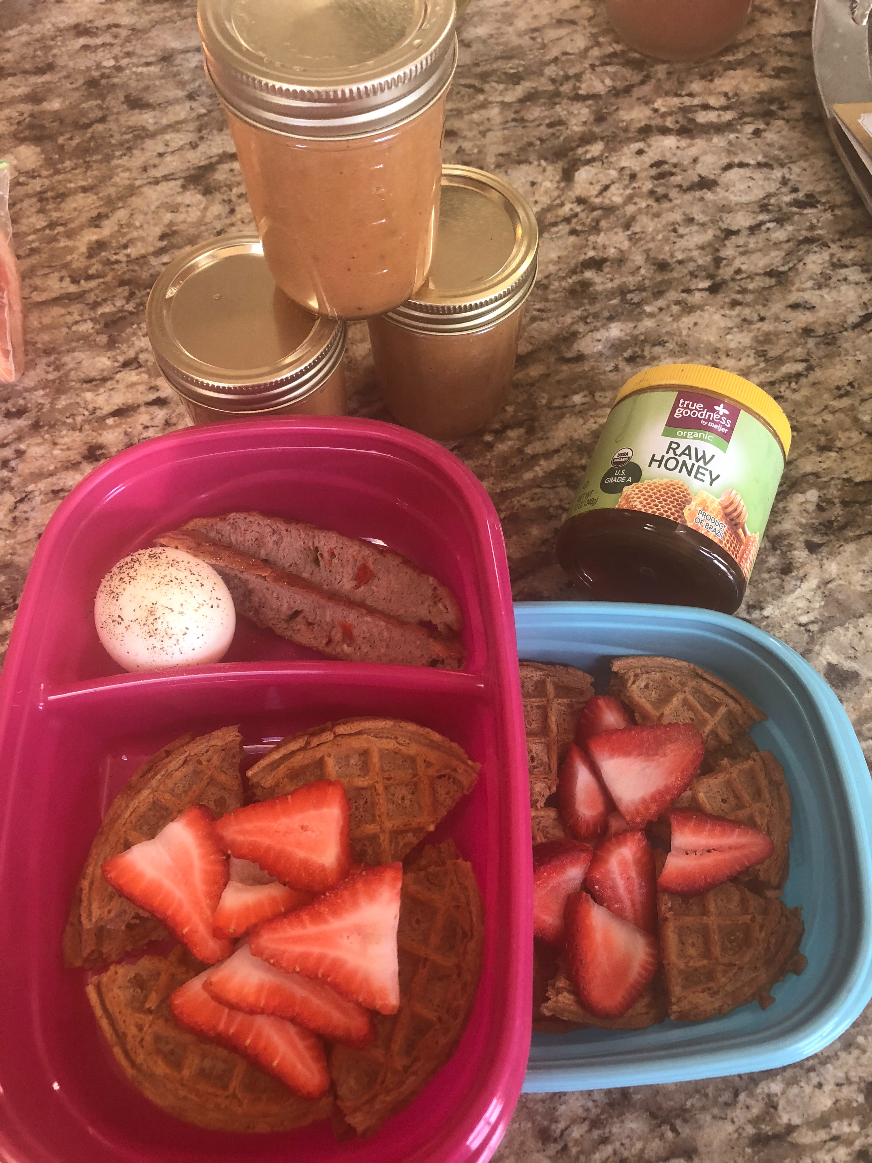 NJOY Meal Prep Experience