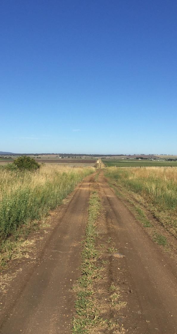 Farm roads after Warwick