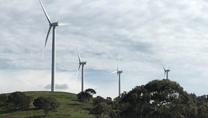 Wind Farms south of Crookwell