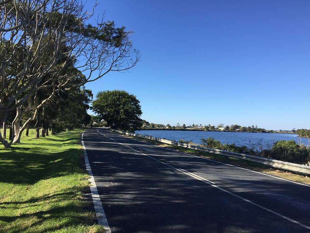 Roadside Macleay River