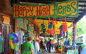 Nimbin a time warp from the 70's