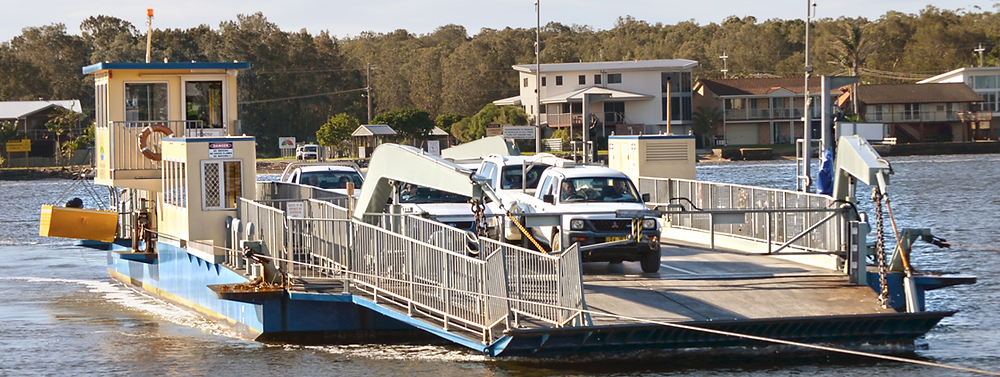 Hastings River Ferry, Port Macquarie