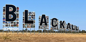 Blackall's answer to Hollywood