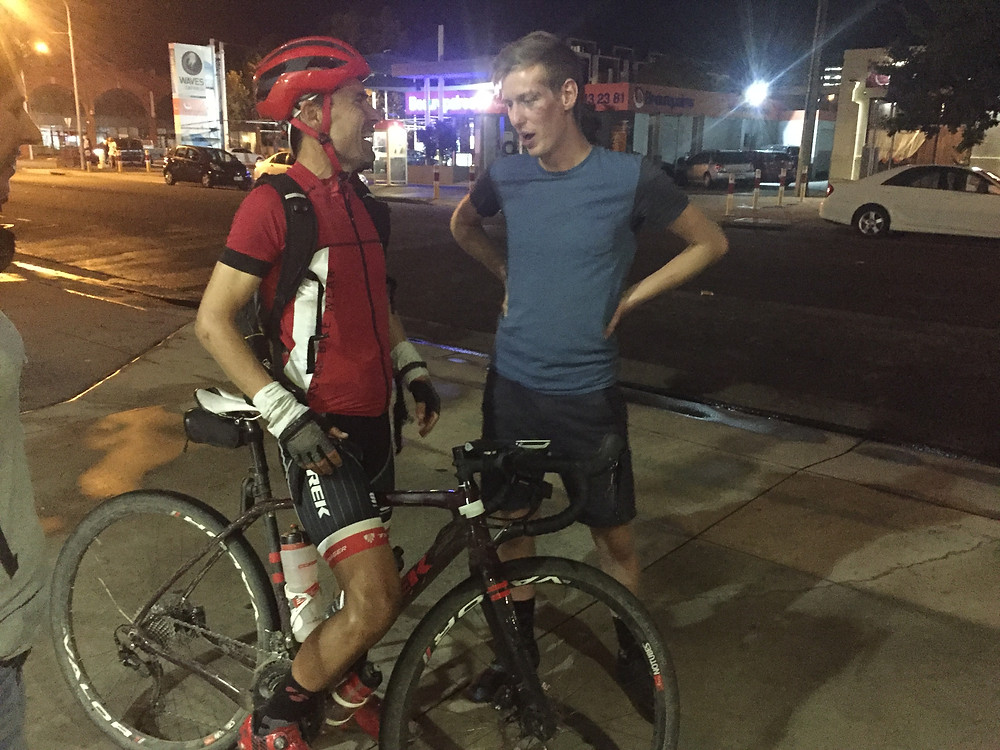 Paul Brodie, just in last year, recounts his Prologue 500 ride with Lewis Brocklehurst