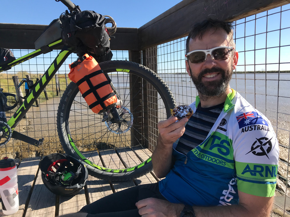 Terra Australis Rider Entries
