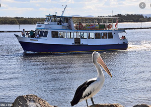 Iluka Ferry to Yamba