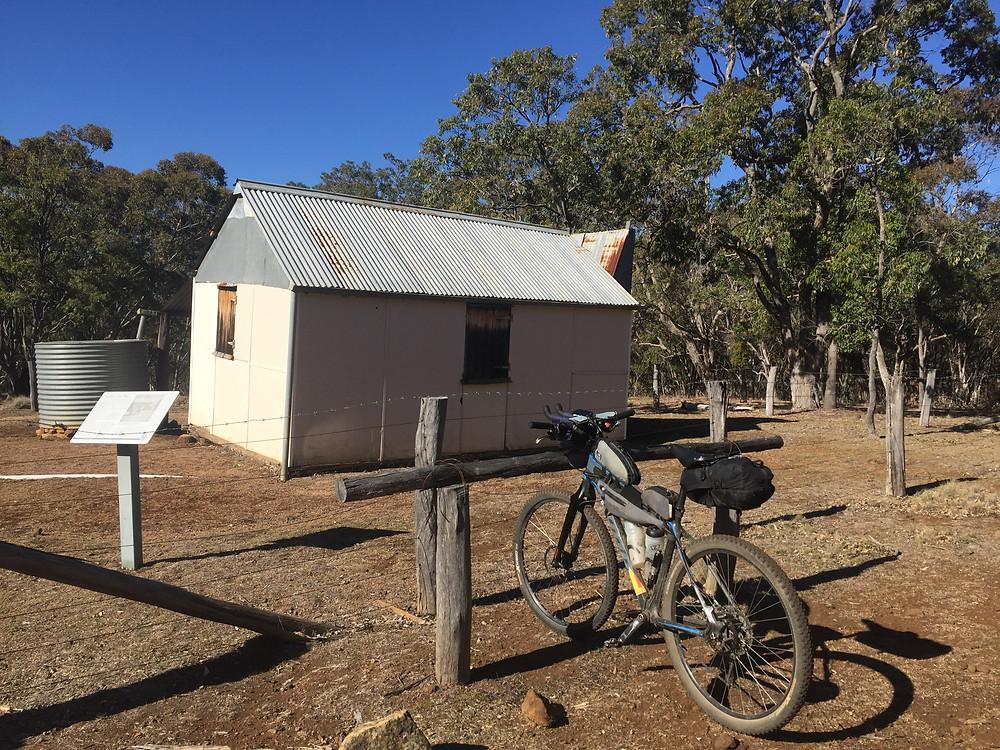Sandy Camp Hut