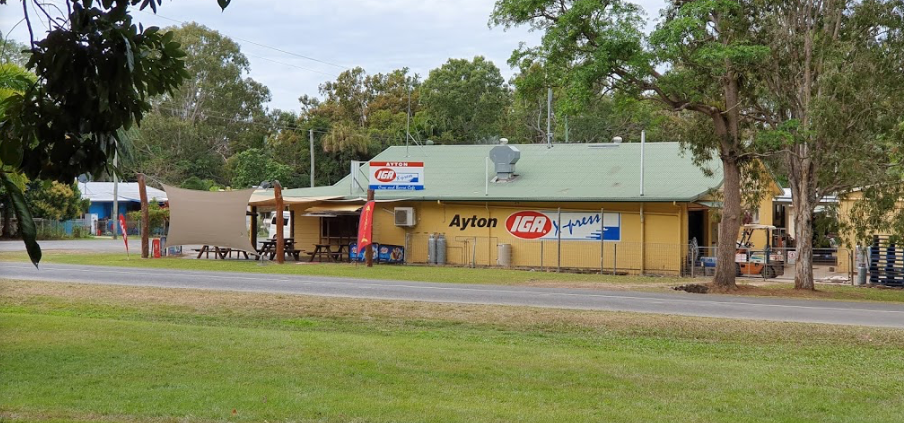Ayton IGA 5:30 closing M-F earlier the other days
